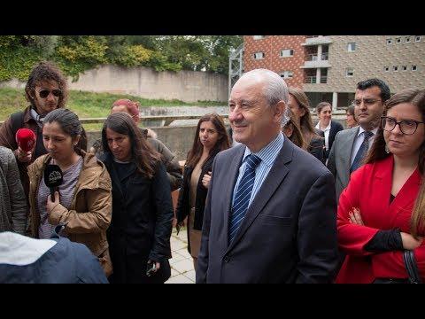 Declarações à imprensa de Rui Rio no Porto