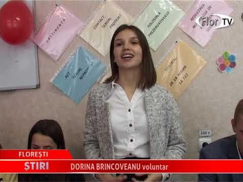 Diplome pentru voluntari
