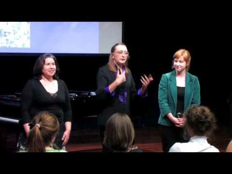 Dr. Susan West - Gemeinsame Artistik: Loslassen der Musiker in uns allen