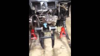 10. Kawasaki mule transmission replace