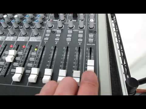 2404 - Picked up a Mackie VLZ3-2404 USB Mixer MINT condition off craigslist. NOT A SCRATCH on it and only 2 years old with the original box! Was barely used and bar...