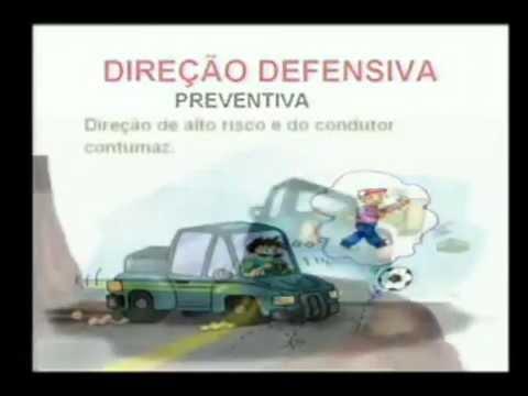 14   Curso de auto escola em multimidia   Direo defensiva   Parte 1