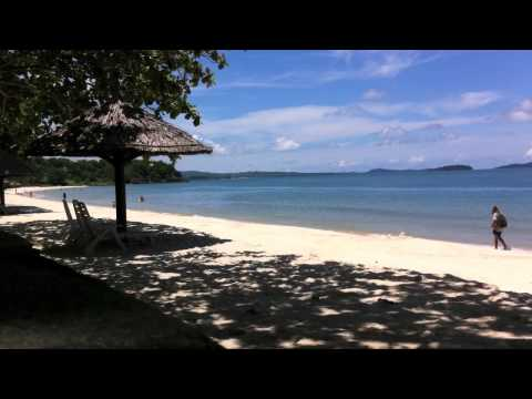 video: Sihanoukville, Sokha beach