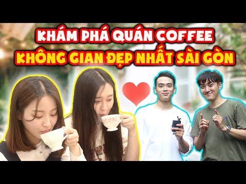 Khám phá quán Coffee còn đẹp hơn Hàn Quốc giữa lòng Sài Gòn ??? - Thời lượng: 12 phút.