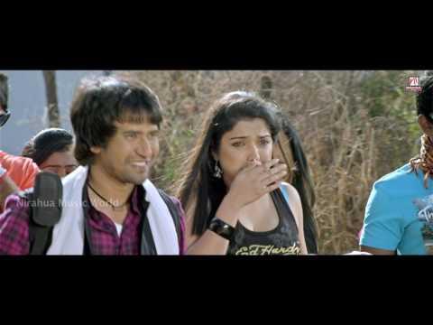 Video Gandi Baat | Nirahua Hindustani Comedy Scene | Dinesh Lal Yadav