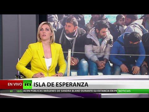 Migrantes en Europa: La triste historia de los que huyen de las guerras