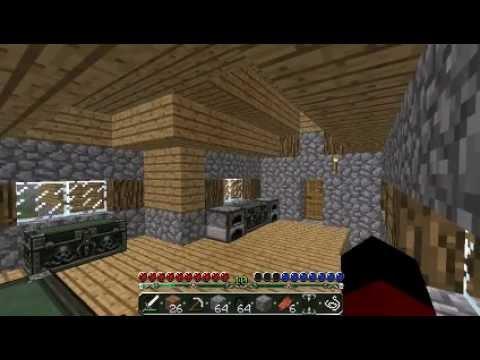 ZOMBIE VIRUS! Minecraft Ep-6