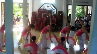Múa: Hồn Sen Việt - GĐPT Cự Lại - www.gdptculai.com
