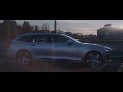 "Volvo V90 - Made by Sweden - ""Prologue"" feat. Zlatan Ibrahimović - 60 sek (видео)"