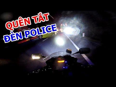 QUÊN TẮT ĐÈN POLICE KHI GẶP CSGT | MotoVlog Nha Trang - Thời lượng: 12:13.