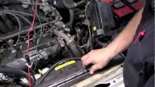 Hidden Nissan Crank Sensor