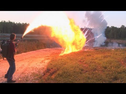 FPS Russia - Flamethrower