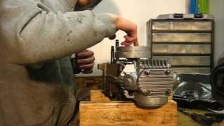 8. How to Install Clutch Plates and HD Clutch