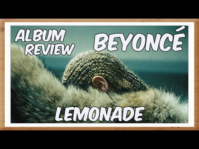 Where to download Beyoncé's new album Lemonade without