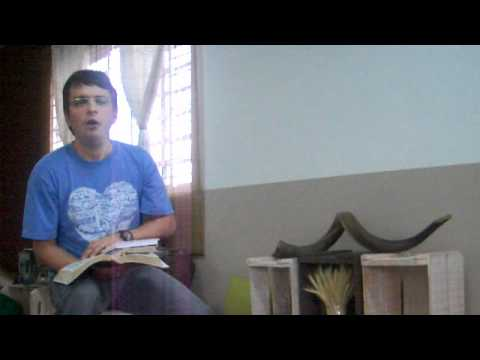 Vlog Marcos Arrais - Cumpra o seu destino