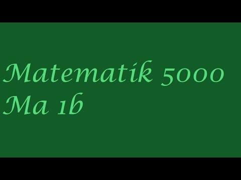 Genomgång av Matematik 5000 Ma 1b   Kapitel 1   Talsystem med olika baser del 1