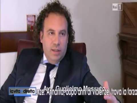 La Vita in Diretta - Puntata del 3 Aprile 2013 - Avv. Guglielmo Mossuto