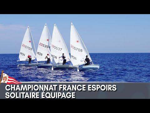 YACHT CLUB MONACO_CHAMPIONNAT FRANCE ESPOIRS SOLITAIRE ÉQUIPAGE