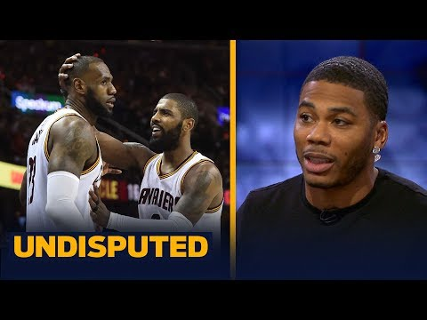 Is LeBron James really upset with Kyrie Irving? Nelly weighs in   UNDISPUTED