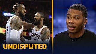 Nelly joined Skip Bayless and Shannon Sharpe to discuss LeBron James' reaction to a report he's very upset with Kyrie Irving.SUBSCRIBE to get the latest UNDISPUTED content: http://foxs.pt/SubscribeUNDISPUTED▶Watch our latest NFL content: http://foxs.pt/NFLonUNDISPUTED▶Watch our latest NBA content: http://foxs.pt/NBAonUNDISPUTED▶Watch our latest MLB content: http://foxs.pt/MLBonUNDISPUTED▶The Herd with Colin Cowherd's YouTube channel: http://foxs.pt/SubscribeTHEHERD▶Speak for Yourself's YouTube channel: http://foxs.pt/SubscribeSPEAKFORYOURSELFSee more from UNDISPUTED: http://foxs.pt/UNDISPUTEDFoxSportsLike UNDISPUTED on Facebook: http://foxs.pt/UNDISPUTEDFacebookFollow UNDISPUTED on Twitter: http://foxs.pt/UNDISPUTEDTwitterFollow UNDISPUTED on Instagram: http://foxs.pt/UNDISPUTEDInstagramFollow Skip Bayless on Twitter: http://foxs.pt/SkipBaylessTwitterFollow Shannon Sharpe on Twitter: http://foxs.pt/ShannonSharpeTwitterFollow Joy Taylor on Twitter: http://foxs.pt/JoyTaylorTwitterAbout Skip and Shannon: UNDISPUTED:UNDISPUTED is a daily two-and-a-half hour sports debate show starring Skip Bayless and Shannon Sharpe,and moderated by Joy Taylor on FS1. Every day, Skip and Shannon will give their unfiltered, incisive,passionate opinions on the biggest sports topics of the day.Is LeBron James really upset with Kyrie Irving? Nelly weighs in  UNDISPUTEDhttps://youtu.be/D9IXZPSezZASkip and Shannon: UNDISPUTEDhttps://www.youtube.com/c/UndisputedOnFS1