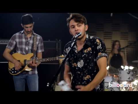 "San Cisco - ""Awkward"" LIVE at Billboard's Studio"