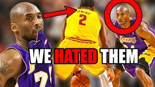 Video 5 More Times Kobe Bryant Absolutely OWNED His Competition (Ft. Kyrie Irving & Dunks) MP3, 3GP, MP4, WEBM, AVI, FLV September 2019