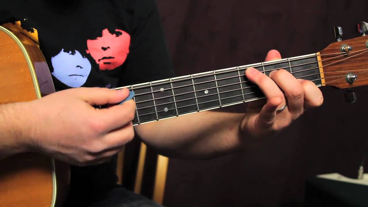 4 Simple Chords – Guitar Lessons – The Kinks – Lola – How to Play Easy Beginner Songs Acoustic
