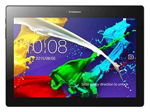 New Lenovo Tab 2 A10 10-Inch 16 GB Tablet (Navy Blue) Deal