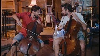 Download and stream our version of Despacito now!  https://2CELLOS.lnk.to/Despacitohttp://www.facebook.com/2Cellos  -  http://www.instagram.com/2cellosofficial2CELLOS Luka Sulic and Stjepan Hauser playing Despacito!Video by Kristijan Burlovic, Medvid productionAudio by Filip Vidovic, Morris Studio