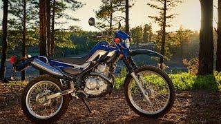 8. 2017 Yamaha XT250 | A fun loving dual sport