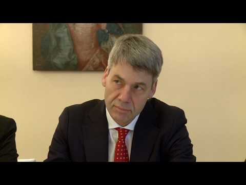 Глава государства провел встречу с советником канцлера ФРГ по вопросам безопасности и внешней политики