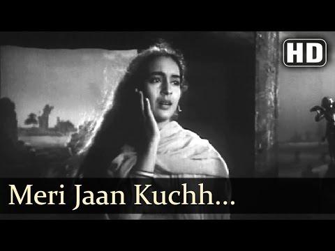 Meri Jaan Kuchh Bhi Keejiye - Raj Kapoor - Nutan - Chhalia - Mukesh - Lata - Evergreen Hindi Songs (видео)
