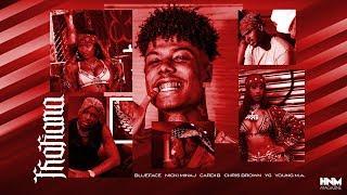 Blueface - Thotiana (feat. Nicki Minaj, Cardi B, Chris Brown, YG & Young M.A.) [MEGAMIX]