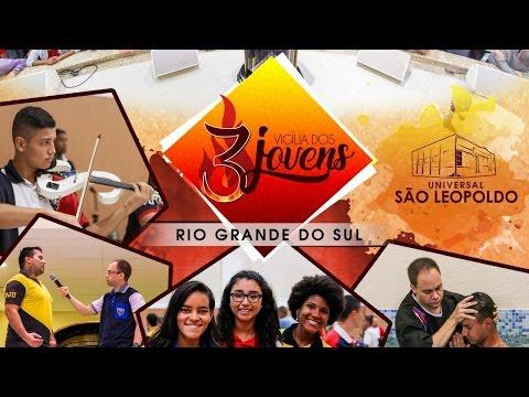 Vigília dos 3 Jovens | FJU Rio Grande do Sul