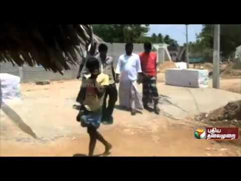 Newly-built-bridge-damaged-in-Ettipalayam-village-Madurai