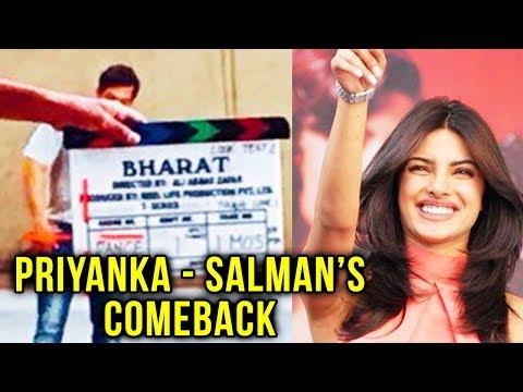 Priyanka Chopra REACTS On Signing Bharat Opposite