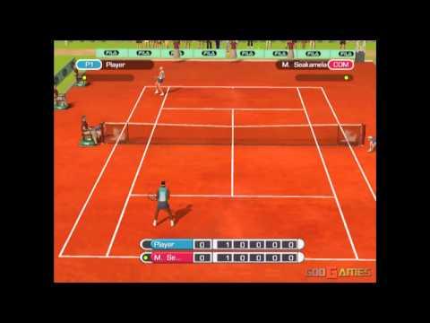 Agassi Tennis Generation 2002 Xbox