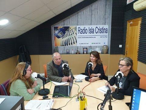 Programa Especial sobre el CoronaVirus en Radio Isla Cristina.