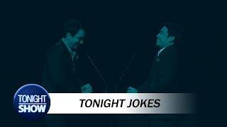 Video Tonight Jokes : Kenapa Kalo Mayat Dikubur Matanya Merem? MP3, 3GP, MP4, WEBM, AVI, FLV November 2018