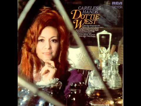 Tekst piosenki Dottie West - Help Me Make It Through The Night po polsku