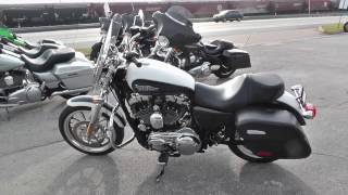 10. 427149 - 2014 Harley Davidson Sportster 1200 SuperLow XL1200T -  Used motorcycles for sale