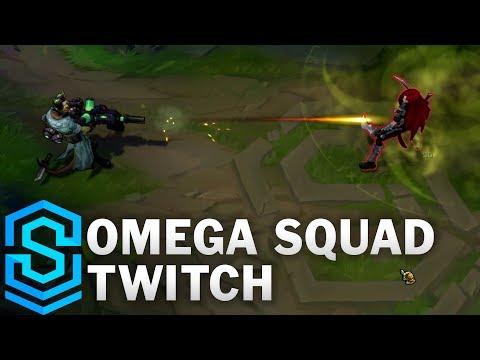 Twitch Biệt Đội Omega - Omega Squad Twitch