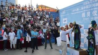 Linyi China  city photo : Wakeboard Sensation at Linyi China World Cup