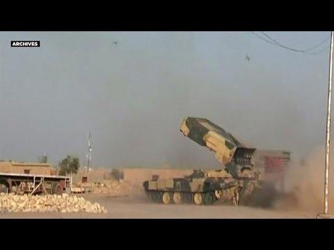 Νέα επιχείρηση του ιρακινού στρατού κατά του ΙΚΙΛ μακριά από την Μοσούλη