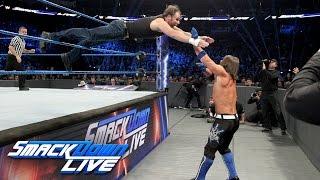 Nonton HINDI — Dean Ambrose vs. AJ Styles: SmackDown LIVE, 1 November, 2016 Film Subtitle Indonesia Streaming Movie Download