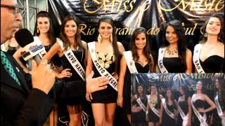 Miss RS Model 2014 - Sérgio Avila e as meninas.