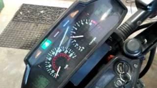 7. 1983 Honda Sabre V45 (750cc)