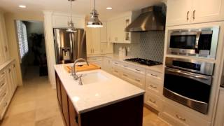 Kitchen,Bathroom & Bar Remodel with Cambria Quartz Countertop in Anaheim Hills Orange County