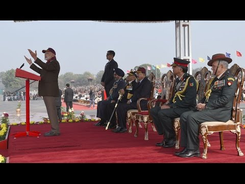 PM's speech at NCC Officers & Cadets NCC Rally, New Delhi
