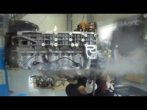 BMW E46 320i ENGINE REBIULT